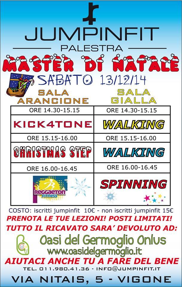 Evento Natalizio per raccolta fondi !!!