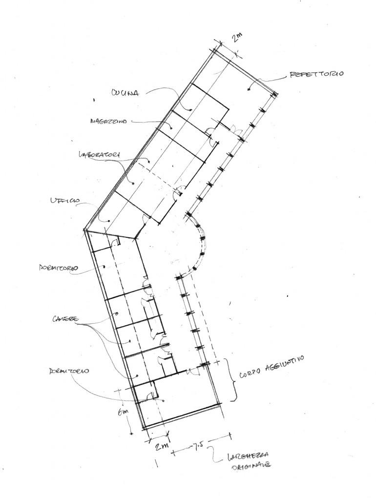 Progetto casa famiglia FLAVIO MANZONI