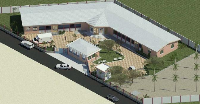 Affidato il progetto per la costruzione del Centro