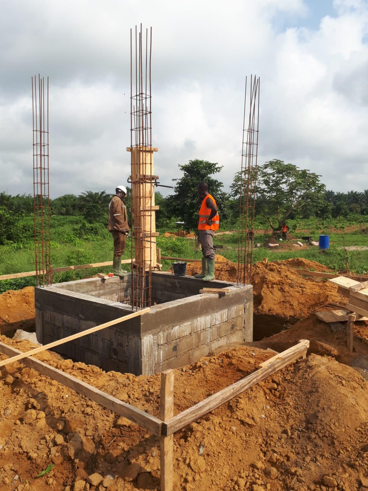 Sono partiti i lavori di costruzione del Centro