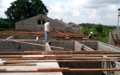 Continuano i lavori per la costruzione del centro medico